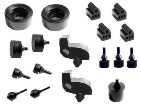 Snap-In-Bumper Kit 2330-D 1972-74 Challenger [ DELUxe kit includes new stud ]