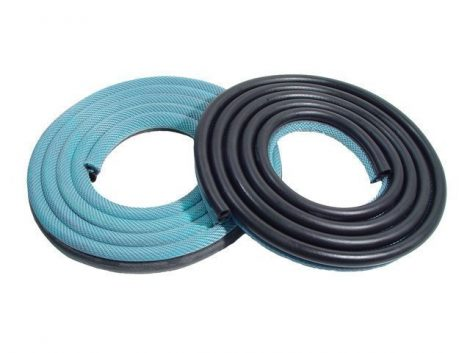 DOOR SEALS 1963-66 A Body 2 Dr. HT & Conv. [ Aqua or Turquoise Colored ]