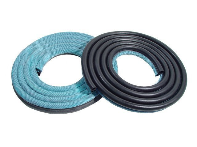 DOOR SEALS 1963-66 A Body 2 Dr. / 4 Dr. Sedans & S/W [ Aqua or Turquoise Colored ]