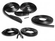 Basic Rubber Kit 5 pc. 1966-68 C Body 2 dr. H.T.