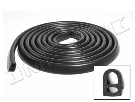 Trunk Seal 1973-76 All Bodies D Shaped
