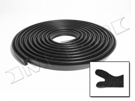 Trunk Seal 1963-72 ALL Bodies With Flat Style Profile