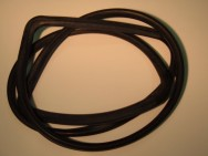 Rear Window Gasket 1963 B Body Belvedere, Polara, Fury, Savoy 2 Door Hard Top, Sedan, 4 Door Sedan,
