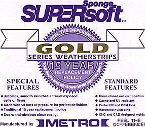 Warranty - Justmopar  Mopar Weatherstripping